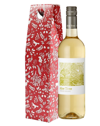 Christmas South African Chenin Blanc White Wine Gift