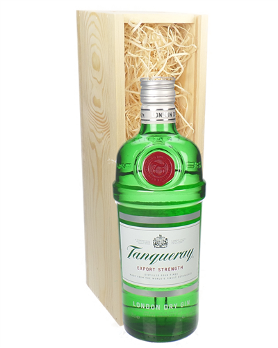 Tanqueray London Dry Gin Gift