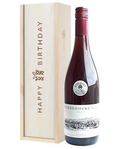 English Wine Birthday Gift
