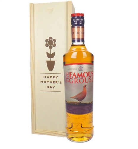 Famous Grouse Whisky Mothers Day Gift