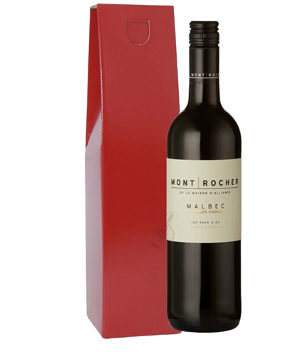 French Malbec Red Wine Gift Box