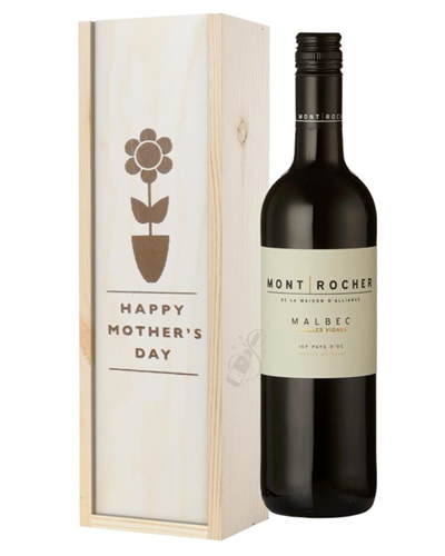French Malbec Red Wine Mothers Day Gift