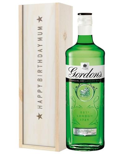 Gin Birthday Gift For Mum