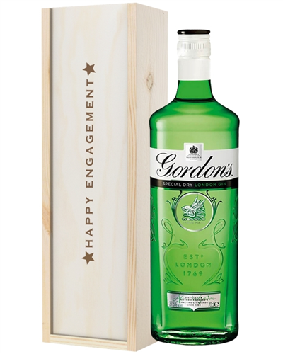 Gin Engagement Gift