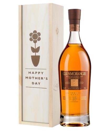 Glenmorangie 18 Year Old Single Malt Whisky Mothers Day Gift