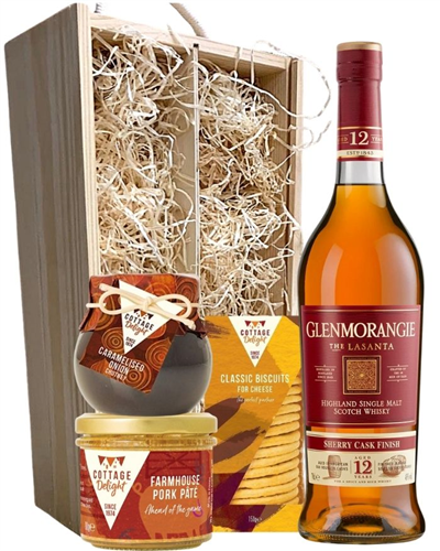 Glenmorangie Lasanta and Pate