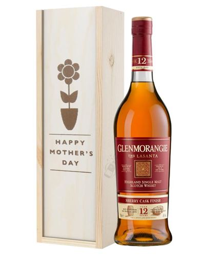 Glenmorangie Lasanta Single Malt Whisky Mothers Day Gift