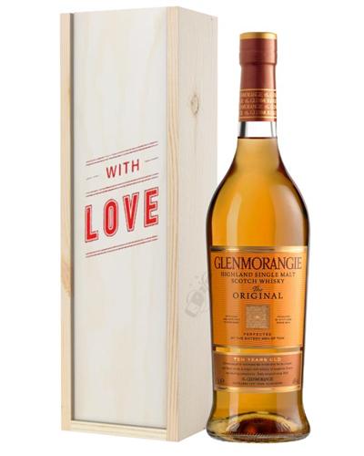 Glenmorangie Original Single Malt Whisky Valentines Day Gift