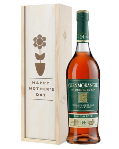 Glenmorangie Quinta Ruban Malt Whisky Mothers Day Gift
