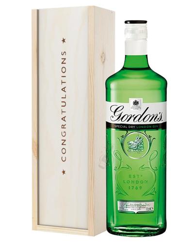 Gin Congratulations Gift