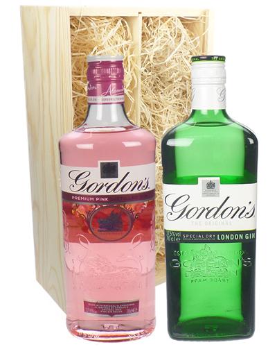 Gordons Gin Twin Gift Set
