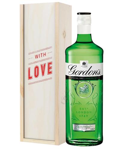Gordons Gin Valentines Day Gift