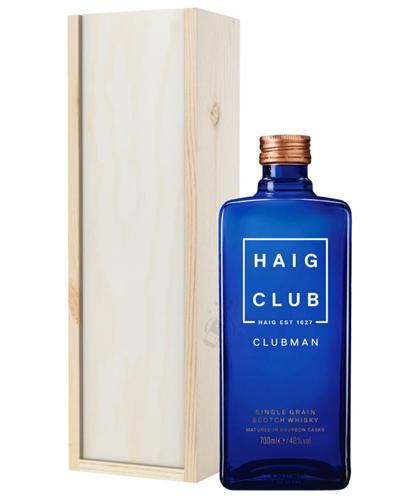 Haig Clubman Whisky Gift