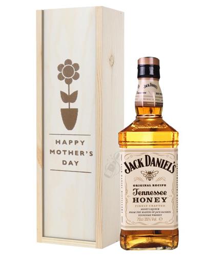 Jack Daniels Honey Whiskey Mothers Day Gift