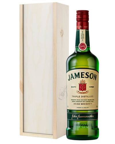 Jameson Irish Whiskey Gift