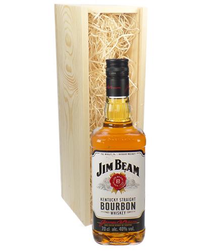 Jim Beam Kentucky Bourbon Whiskey Gift