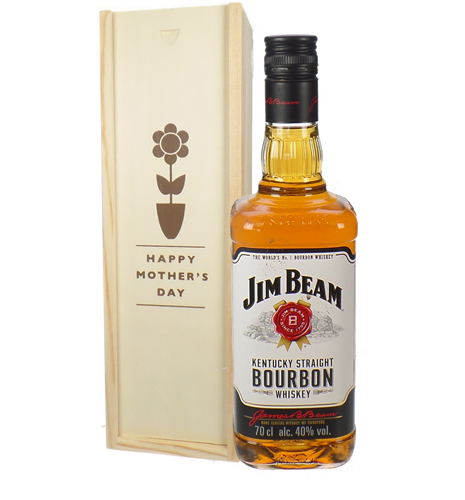 Jim Beam Kentucky Bourbon Whiskey Mothers Day Gift