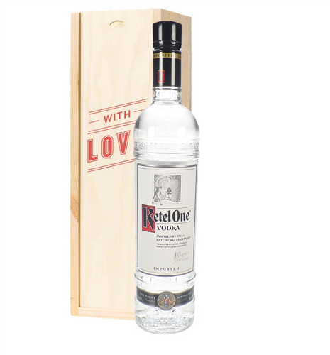 Ketel One Vodka Valentines Day Gift