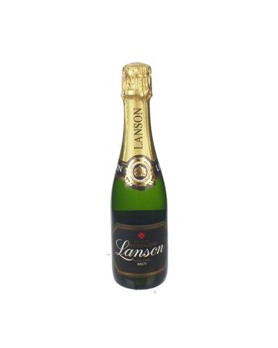 Lanson Champagne Half Bottle