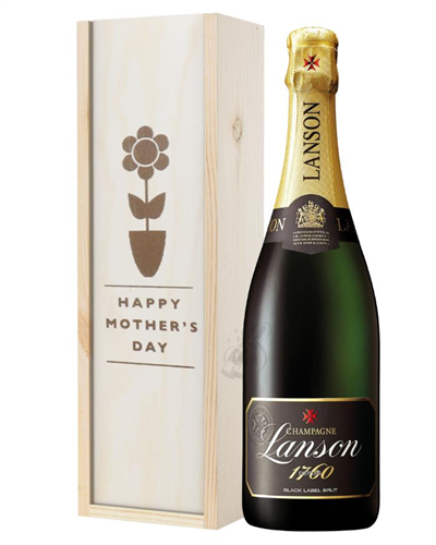 Lanson Champagne Mothers Day Gift