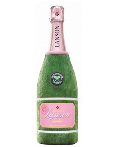 Lanson Rose Wimbledon Champagne