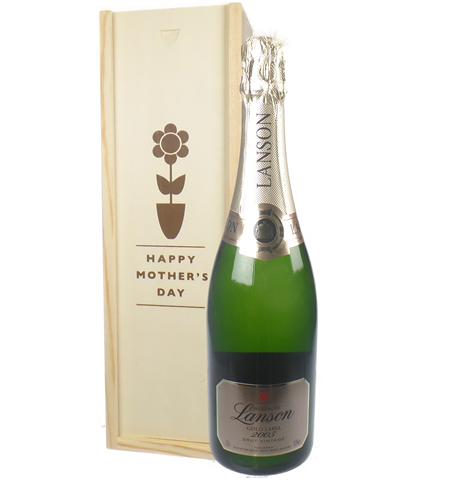 Lanson Vintage Champagne Mothers Day Gift