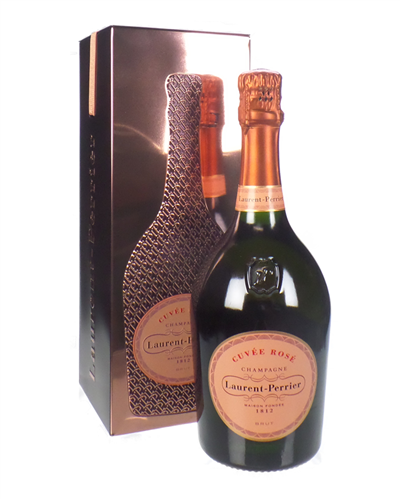 Laurent Perrier Champagne Tin Gift Box