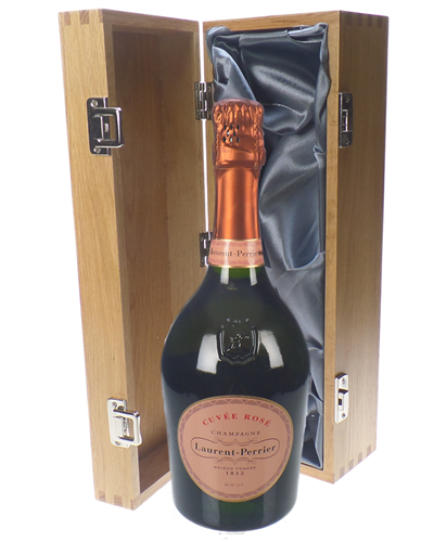 Laurent Perrier Rose Champagne Luxury Gift