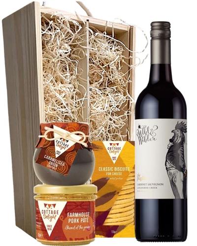 Limestone Coast Wine & Gourmet Food Gift Box