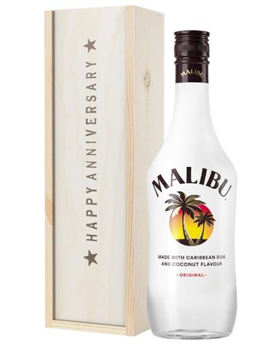 Malibu Anniversary Gift