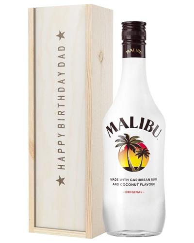 Malibu Birthday Gift For Dad