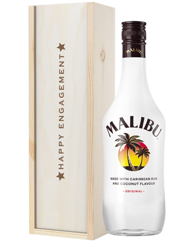 Malibu Engagement Gift