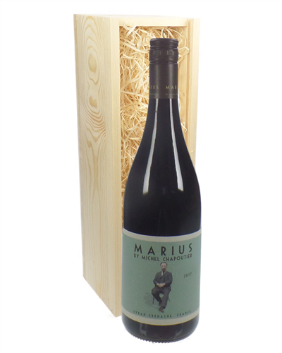 Marius Red by Michel Chapoutier Wine Gift
