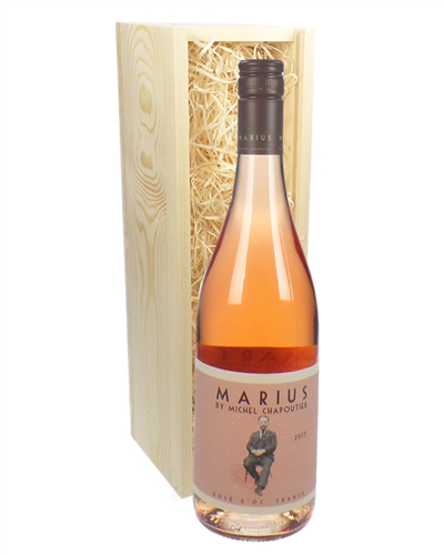 Marius Rose by Michel Chapoutier Wine Gift