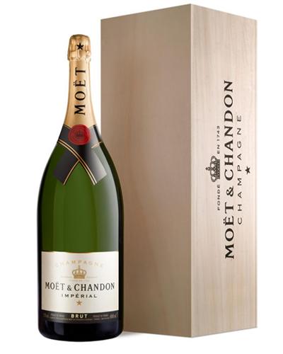 Moet And Chandon Champagne Methuselah