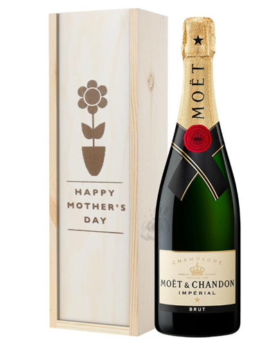 Moet et Chandon Champagne Mothers Day Gift