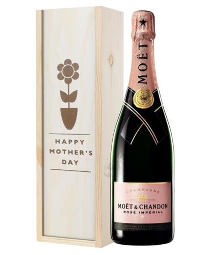 Moet et Chandon NV Rose Champagne Mothers Day Gift