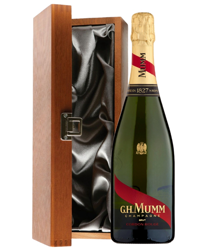 Mumm Cordon Rouge Champagne Luxury Gift
