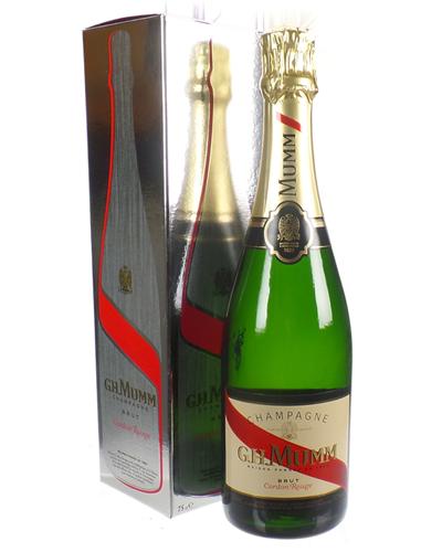 Mumm Cordon Rouge Gift Box