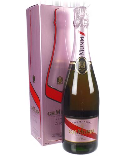 Mumm Rose Champagne Gift Box