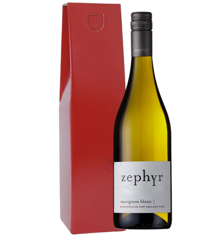 New Zealand Sauvignon Blanc White Wine Gift Box