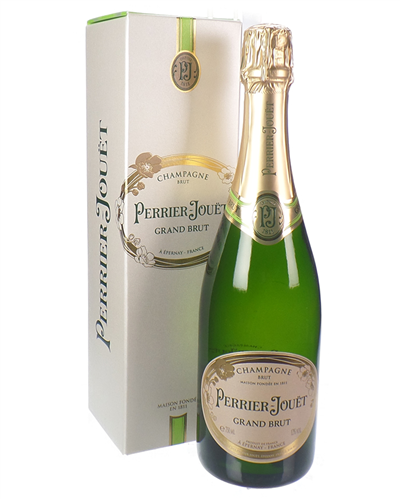 Perrier Jouet Champagne Gift Box