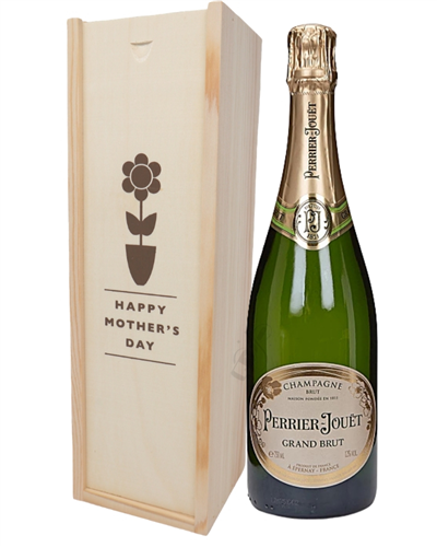 Perrier Jouet Champagne Mothers Day Gift