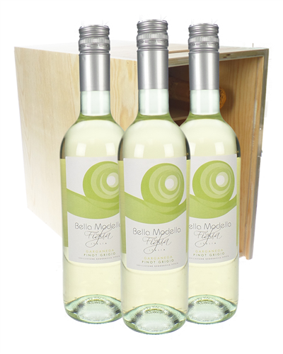 Pinot Grigio Six Bottle Crate