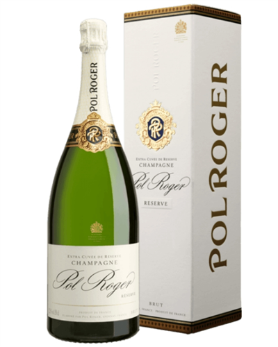 Pol Roger Champagne Magnum 150cl Gift Box
