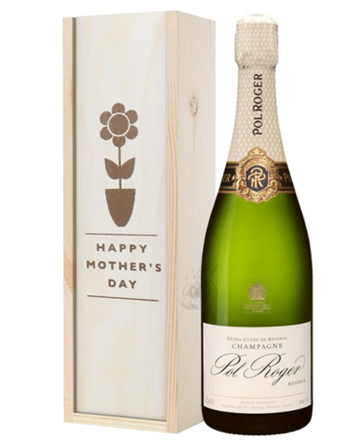 Pol Roger Champagne Mothers Day Gift