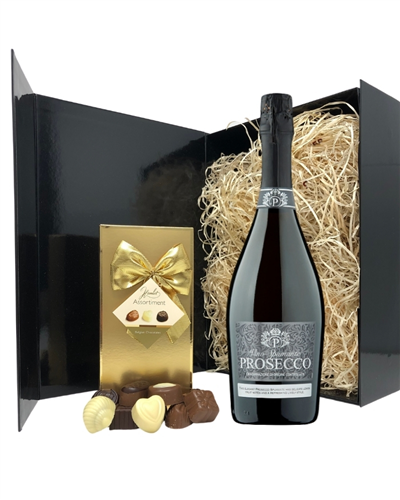 Prosecco and Chocolate Gift Set
