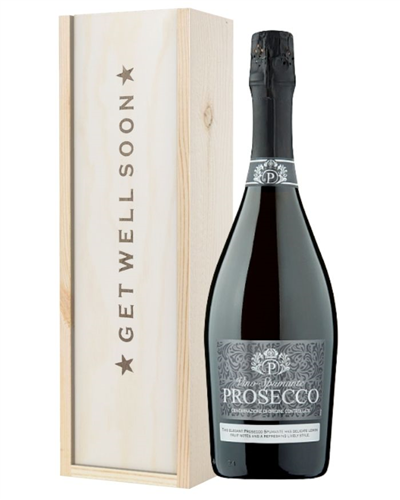 Prosecco Get Well Soon Gift