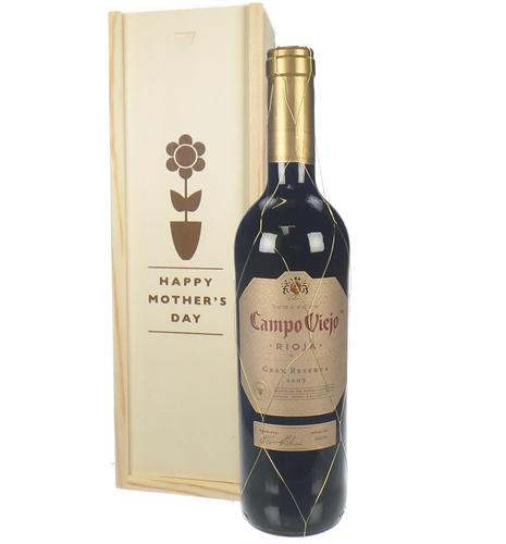 Rioja Gran Reserva Red Wine Mothers Day Gift