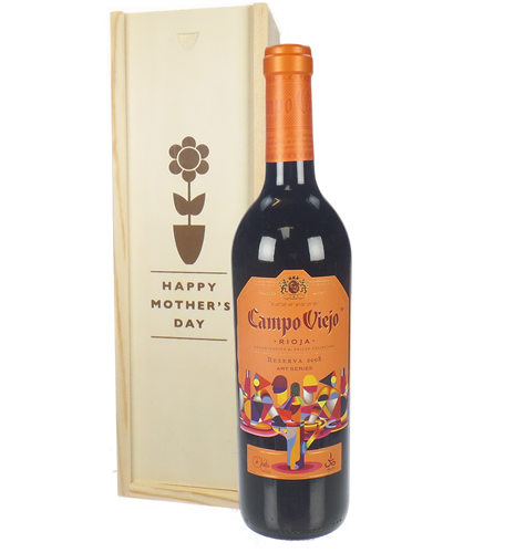 Rioja Reserva Red Wine Mothers Day Gift